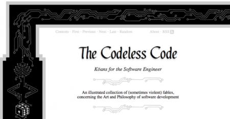 The Codeless Code, conceptos de programación explicados con Kōans