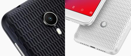 Vodafone Smart N9 lite Trasera