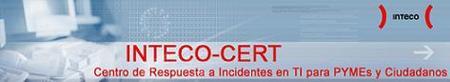 INTECO-CERT, centro de respuesta antes incidentes en TI para pymes