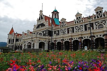 Estación más bonita Nueva Zelanda