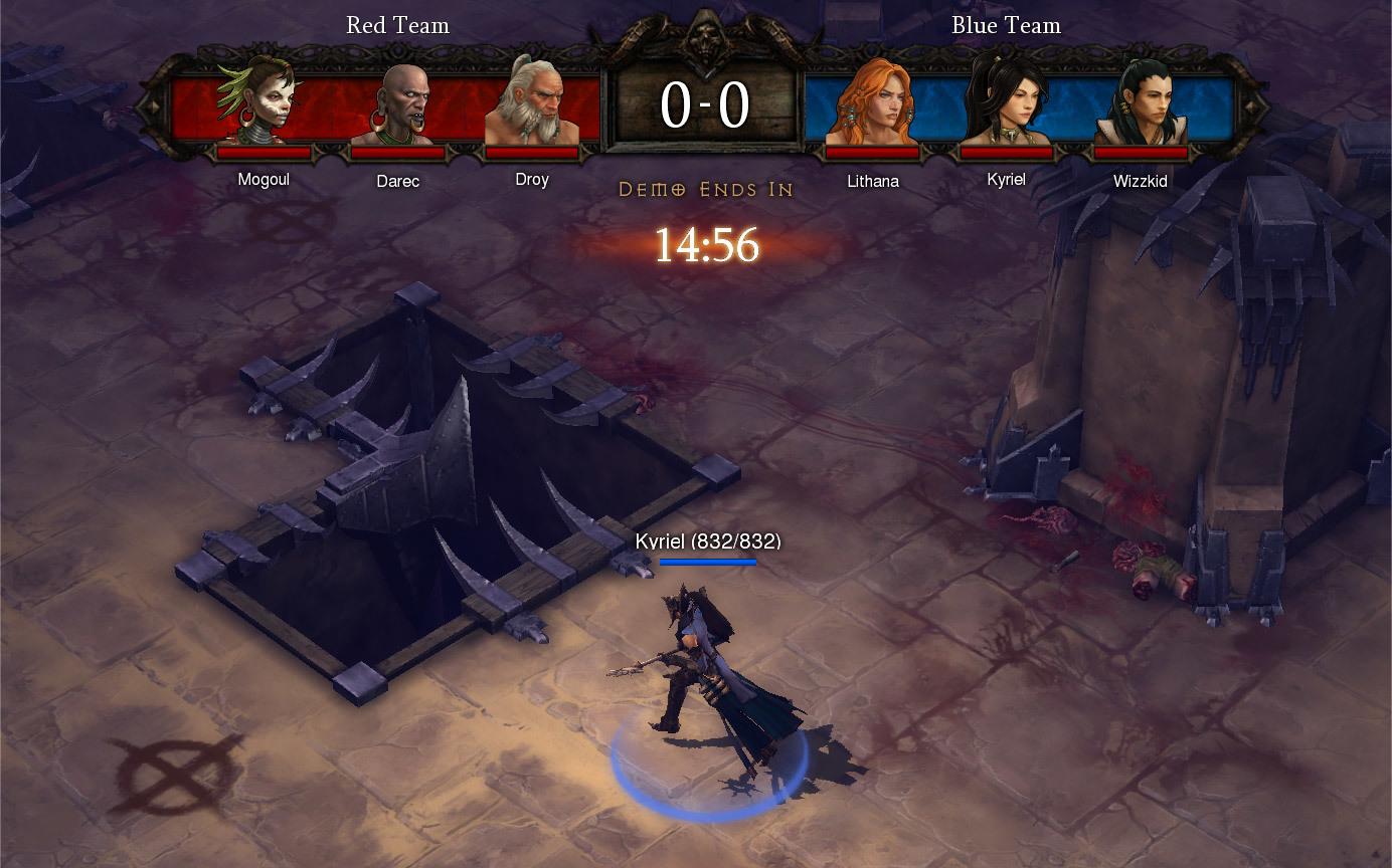 Foto de Diablo III - Octubre 2010 (9/11)