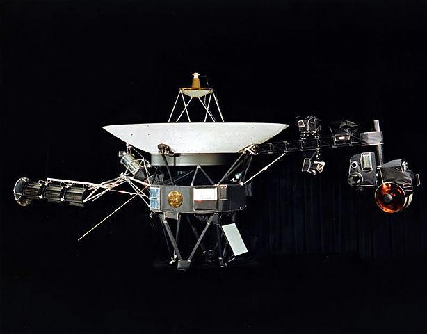 Canciones hechas con sonidos y señales reales obtenidos de las sondas Voyager