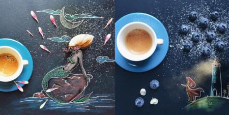 Las pequeñas historias de café de Cinzia Bolognesi