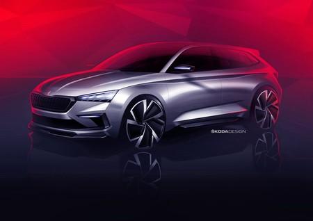 Con el Škoda Vision RS Concept, los checos muestran interés en su propio León Cupra