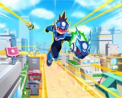 Megaman celebra sus 20 años en la DS
