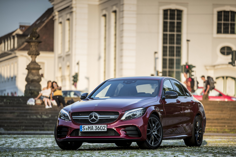 Foto de Mercedes-Benz Clase C 2018, toma de contacto (189/255)