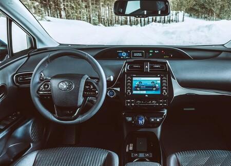 Toyota Prius 2022 Precio Mexico 3