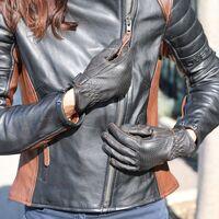 Los Overlap Milo y Mila son guantes de moto para verano bien ventilados y estilo retro, por 35 euros