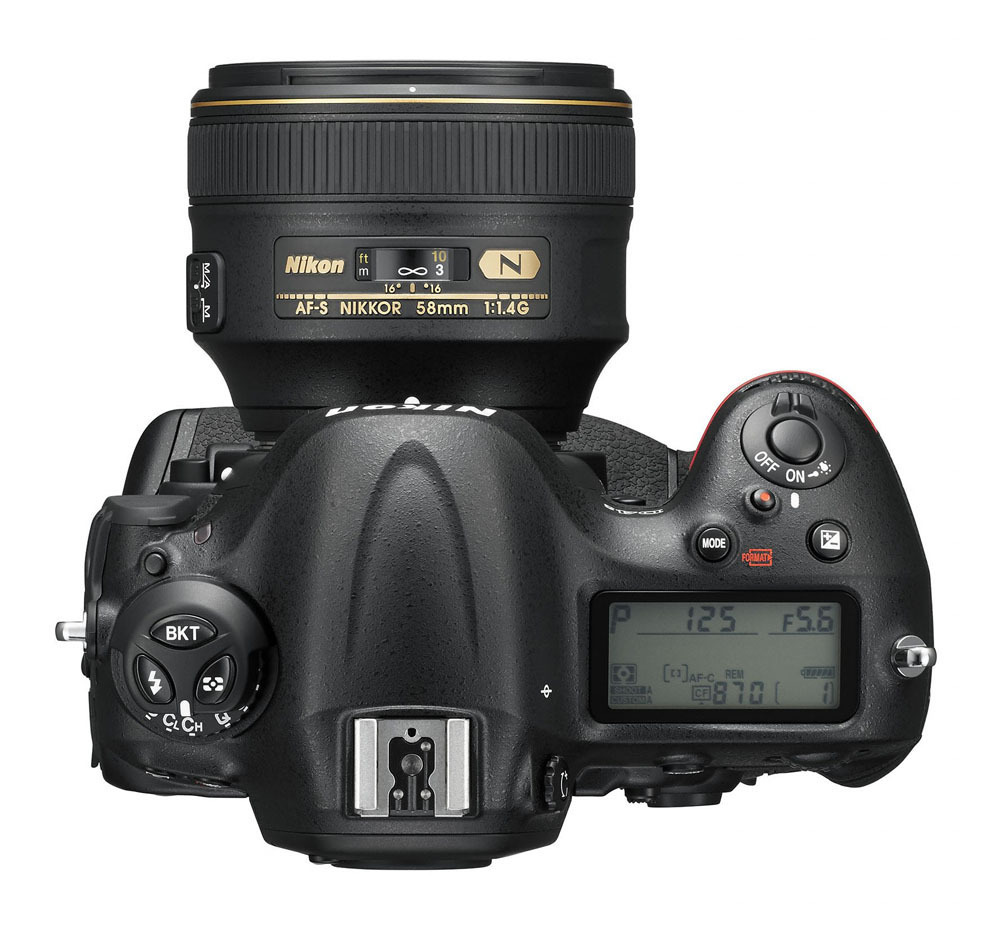 Foto de Nikon D4S (2/8)