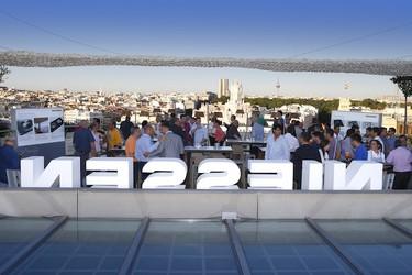 Niessen presenta su nueva colección de interruptores Sky, muy cerquita del cielo de Madrid