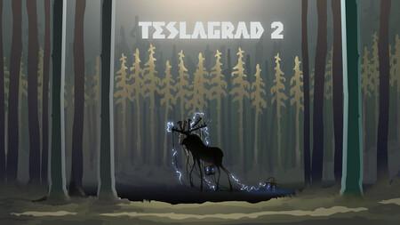 Teslagrad 2 es anunciado por Rain Games, los creadores de la primera entrega