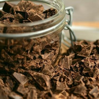 Lo que te dice la etiqueta de un chocolate