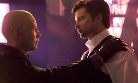 'Smallville' tendrá secuela: Tom Welling y Michael Rosenbaum continuarán la historia de Superman con una serie animada
