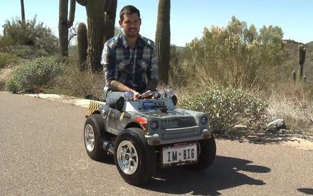 El coche más pequeño del mundo, homologado para EU
