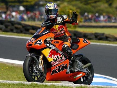 KTM abandona 250cc a partir del próximo año
