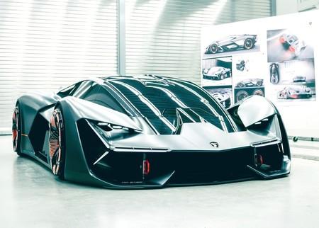 Lamborghini Terzo Millennio Concept 2017 1280 05