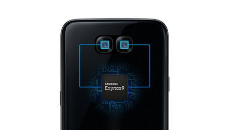 Samsung cámara doble