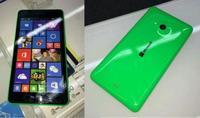 Se filtran imágenes de los teléfonos que Microsoft presentaría el martes: Lumia 535 y Lumia 1330