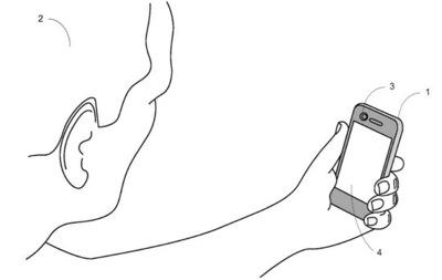 Apple patenta un sistema de reconocimiento facial para desbloquear, y también bloquear, el iPhone