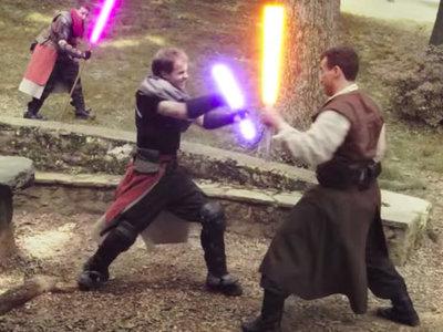 'Star Wars: The Last Jedi' ya existía, se trata de una fantástica trilogía de cortos hecha por fans