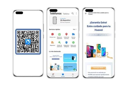 Huawei Garantia Extendida Mexico 90 Dias Extra