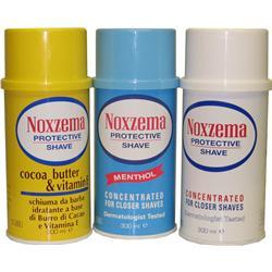 Espuma de afeitar Noxzema