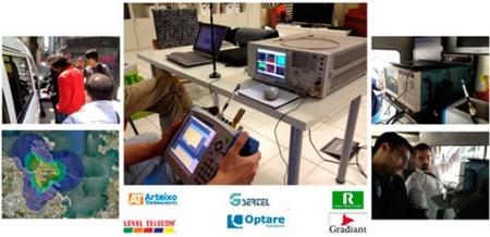 Telefónica y R prueban sus redes móviles 4G en Galicia