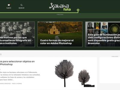 Xataka Foto estrena nuevo diseño con las nuevas top stories