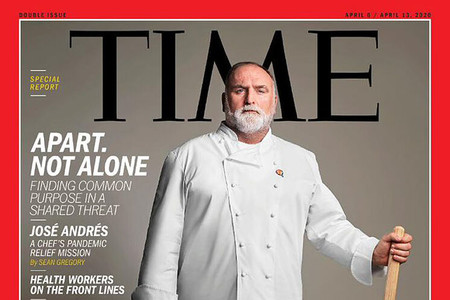 Chef Jose Andres gana el Premio Basque Culinary World Prize Pandemia