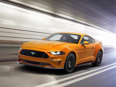 Así de agresivo, tecnológico y genuino es el Ford Mustang 2018