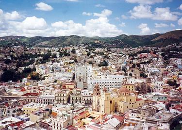 Guanajuato, Capital Iberoamericana de la Cultura Gastronómica en 2015