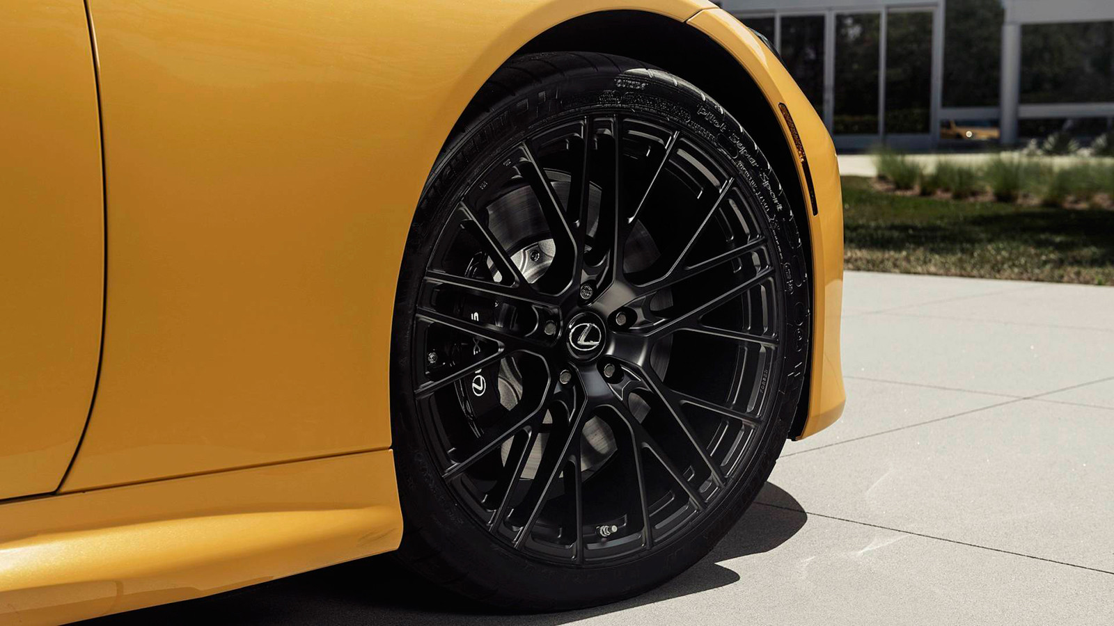 Foto de Lexus LC 500 Inspiration Series (11/14)