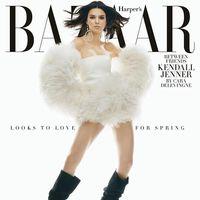 Kendall Jenner firma una de las portadas más espectaculares del mes de febrero