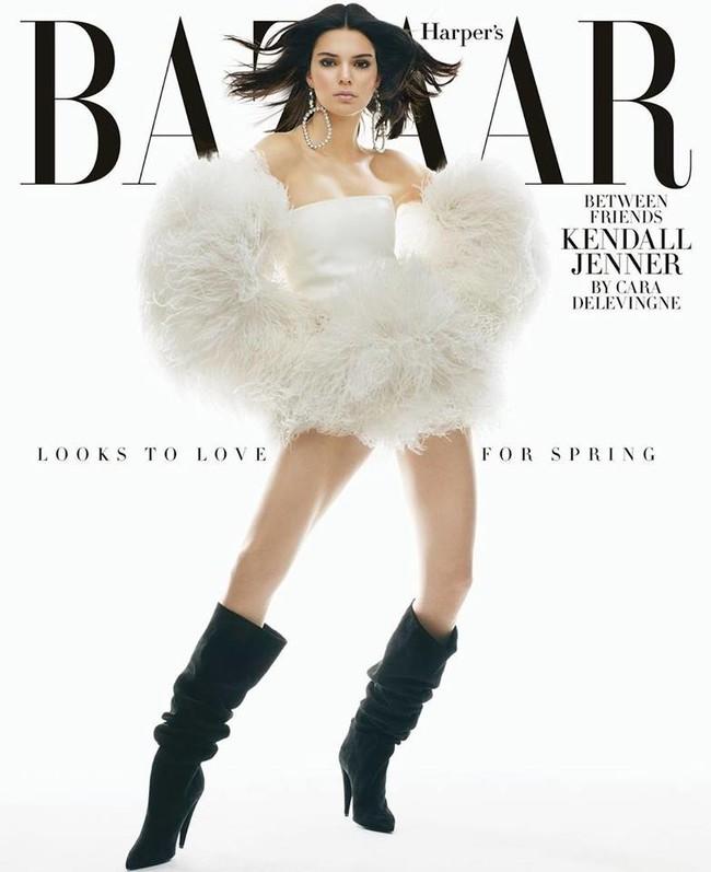 Kendall Jenner Harpers 2