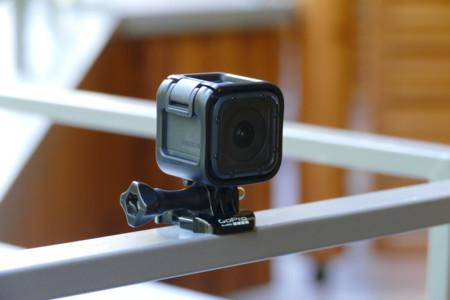 GoPro Hero 4 Session, una pequeña gran cámara de acción para cualquier momento