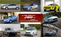 El mejor coche eléctrico de 2011. Tecnoticias sobre ruedas