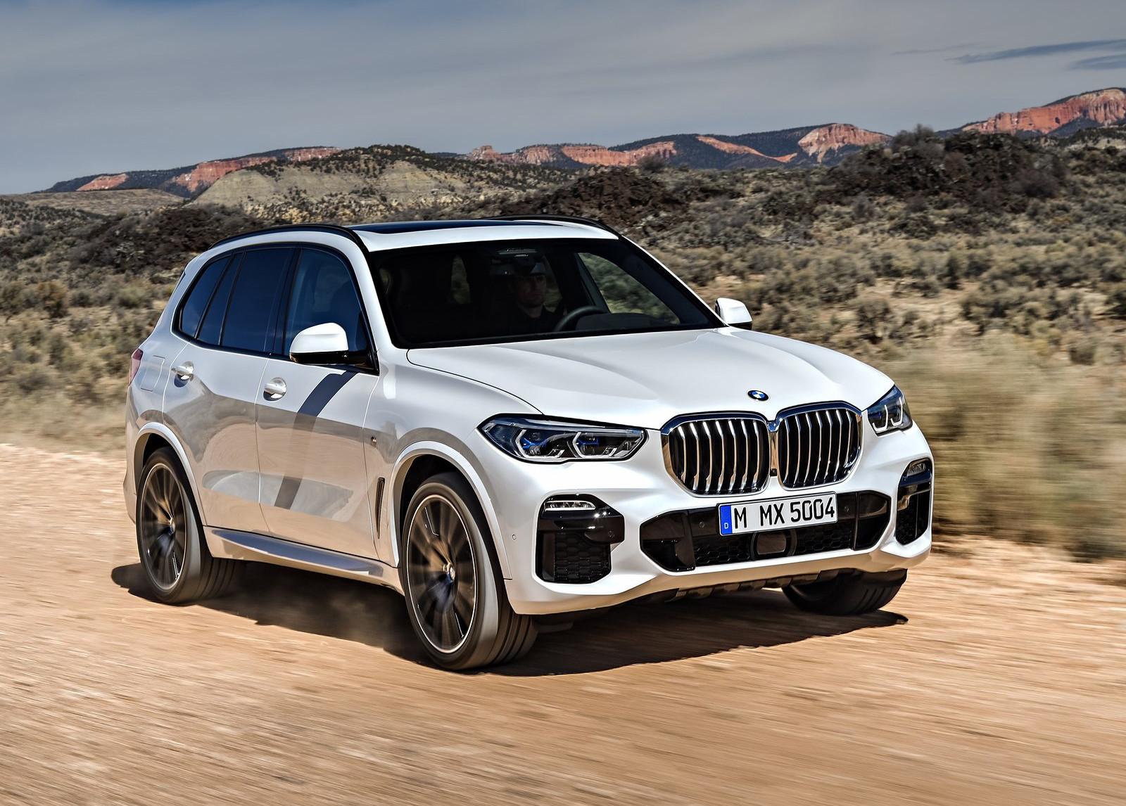 Foto de BMW X5 2019 (11/43)