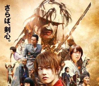 'Rurouni Kenshin: Kyoto Inferno' y 'The Legend Ends', tráiler y cartel definitivo
