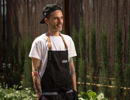 """""""Una alimentación sana en el comedor escolar es parte de la educación de los niños"""", hablamos con el chef Juan Llorca"""