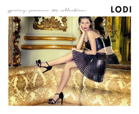 Enamorada de la colección Lodi Primavera-Verano 2014