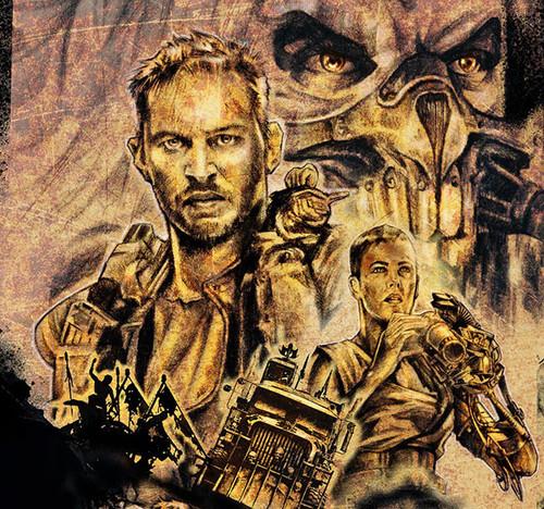 Mad Max: Furia en la Carretera, todos necesitamos un juego así de salvaje