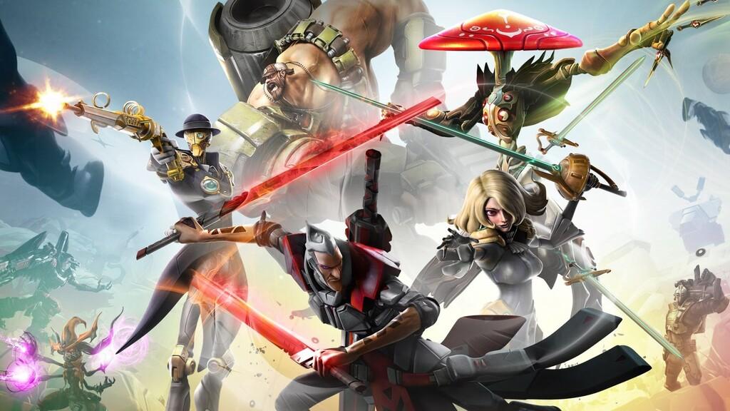 Echando las últimas partidas a Battleborn, el Borderlands competitivo que perdió contra Overwatch, antes del cierre de servidores