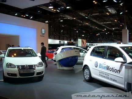 Volkswagen en el Salón de Madrid