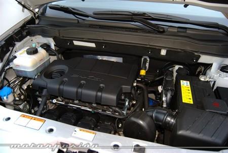 SsangYong Korando 2.0 gasolina (G20D)