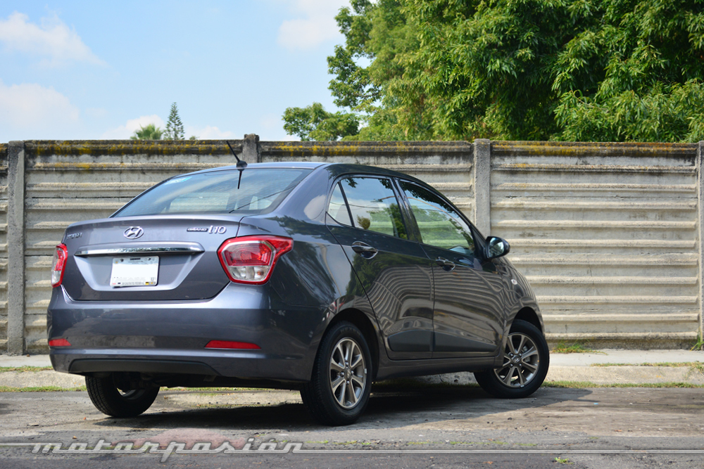 Hyundai Grand I10 Sedan Prueba 11 11