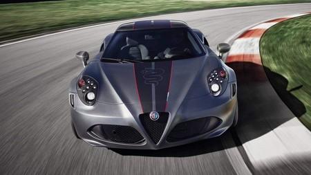 Alfa Romeo 4c Competizione Edition 1