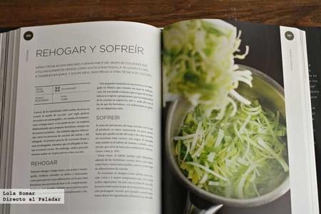 Cocina con Joan Roca rehogar