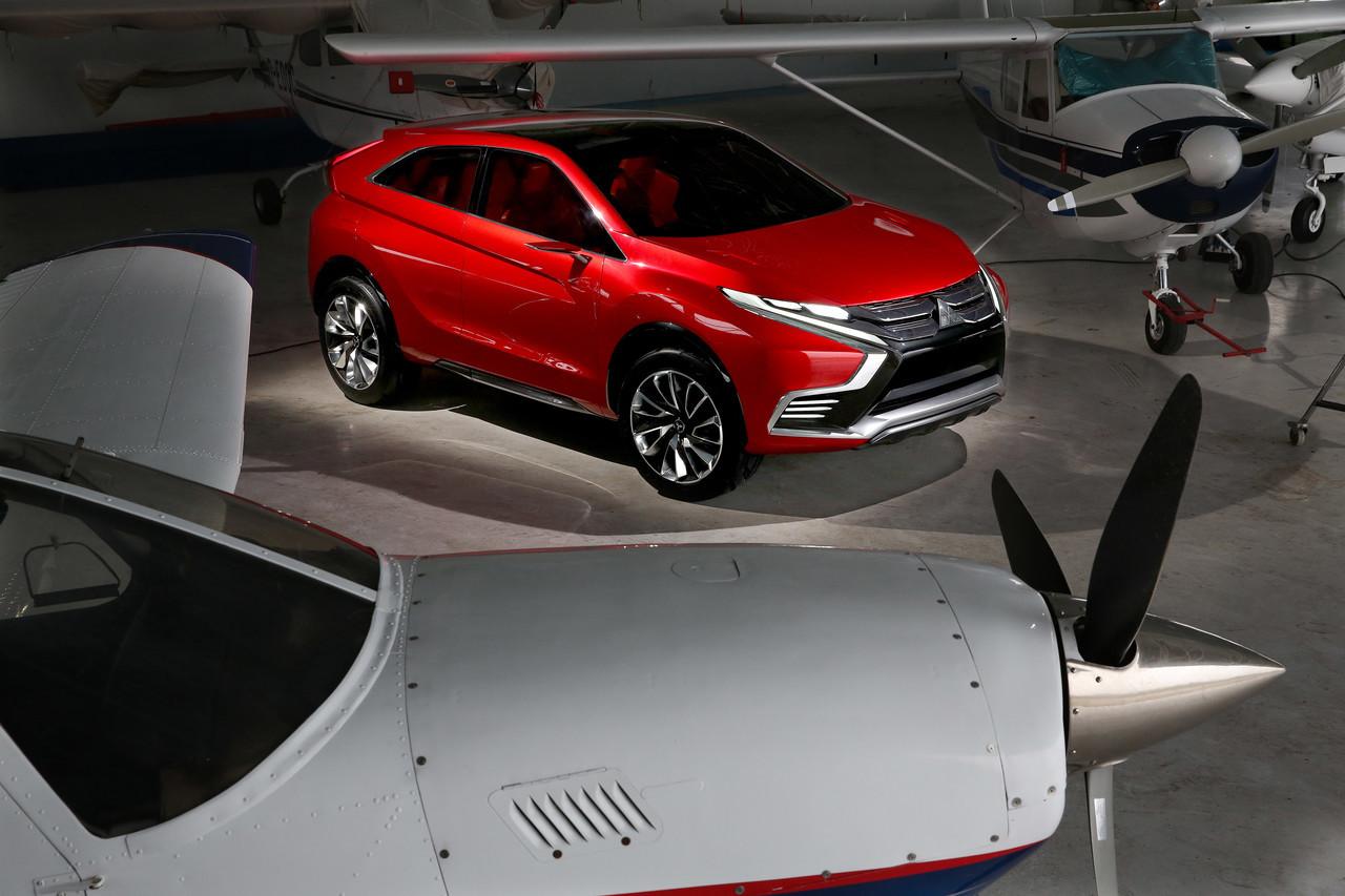 Foto de Mitsubishi XR-PHEV II Concept (19/27)