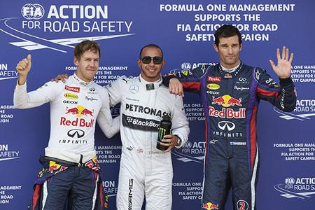Lewis Hamilton pole en el Gran Premio de Alemania. Continúa la hegemonía de Mercedes AMG