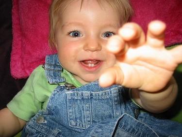 El agarre de pinza, fundamental para el desarrollo del bebé